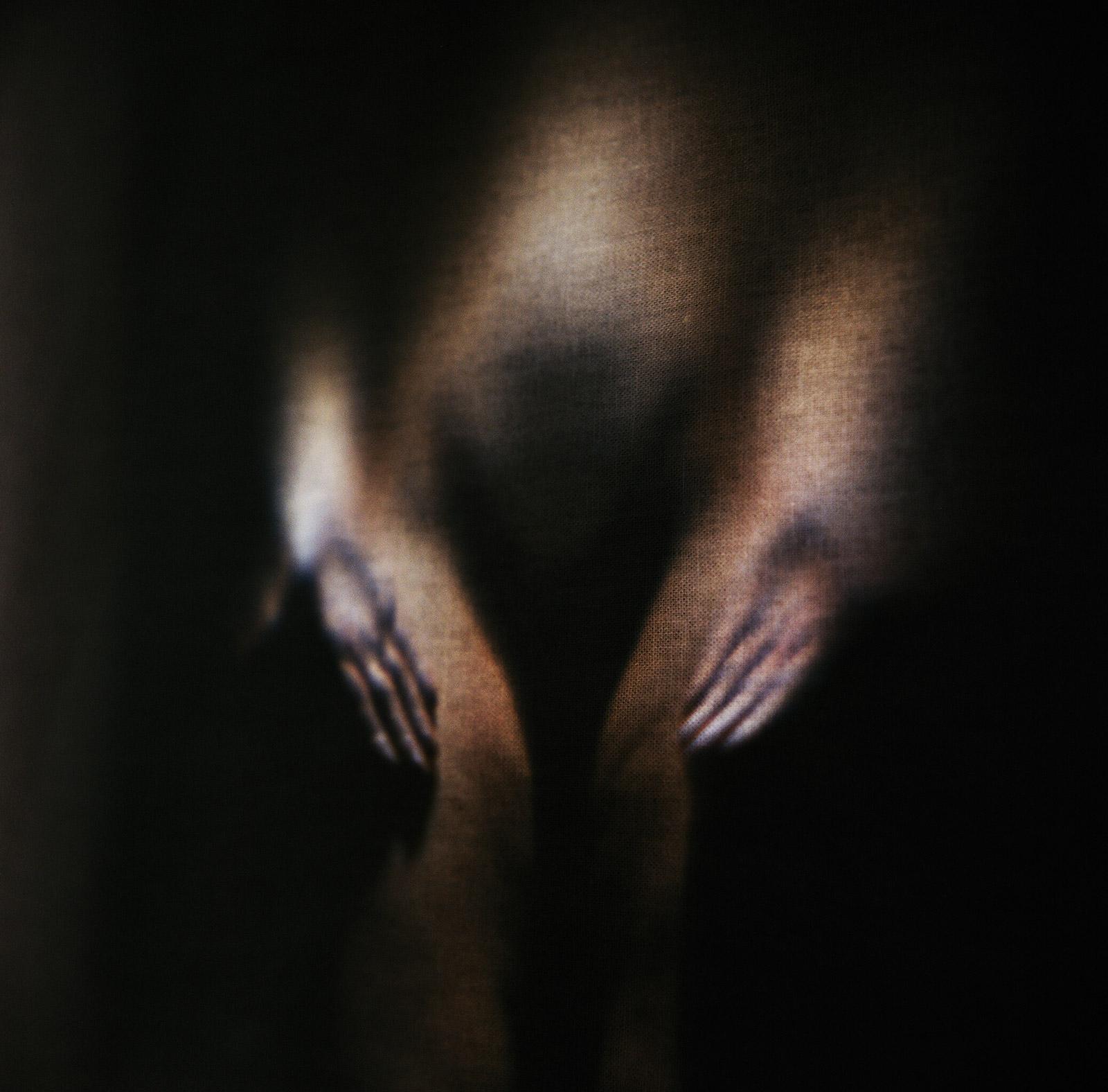 LA SEMILLA DE LA IMAGEN XV serie II. Fotografía analógica, 2009