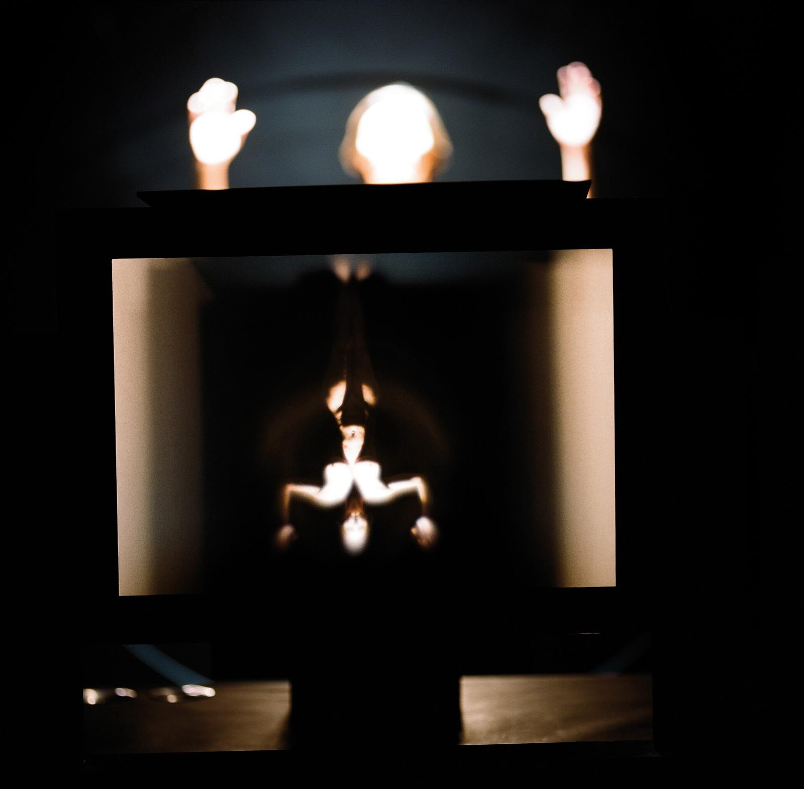 LA SEMILLA DE LA IMAGEN I serie XVII. Fotografía analógica, 2009