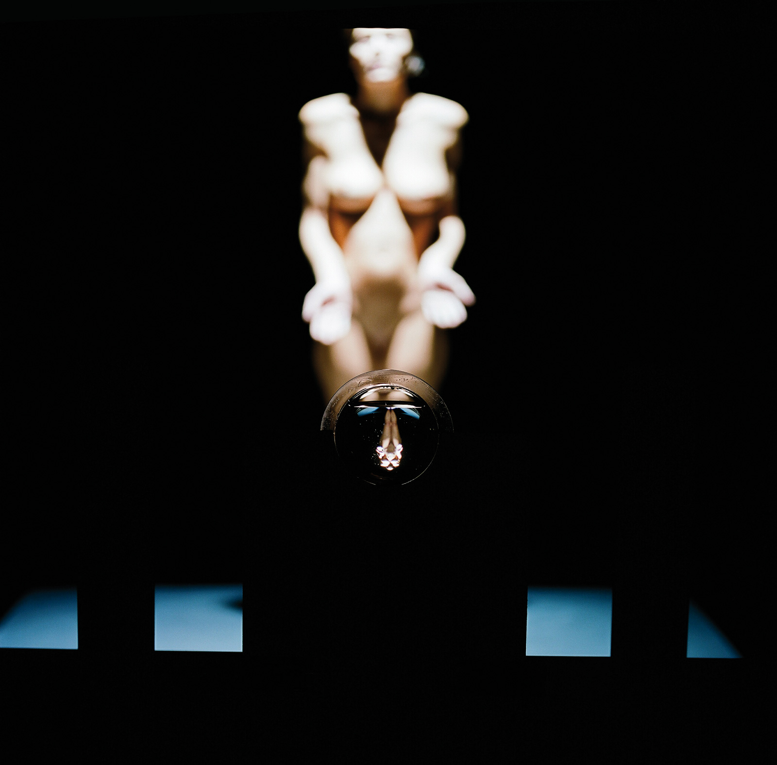 LA SEMILLA DE LA IMAGEN XXXIV serie I. Fotografía analógica, 2009