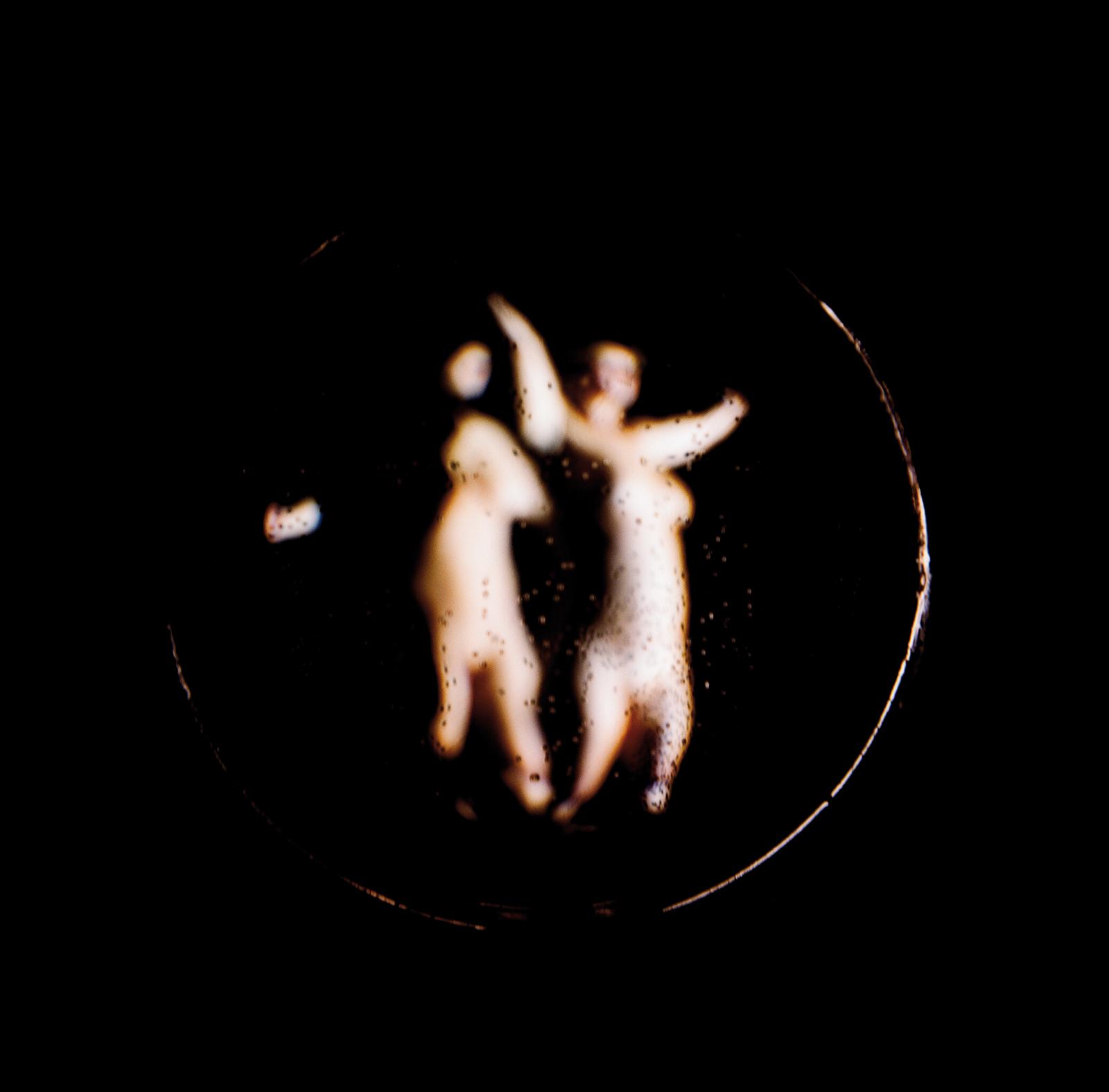 LA SEMILLA DE LA IMAGEN XXXVII serie I. Fotografía analógica, 2009